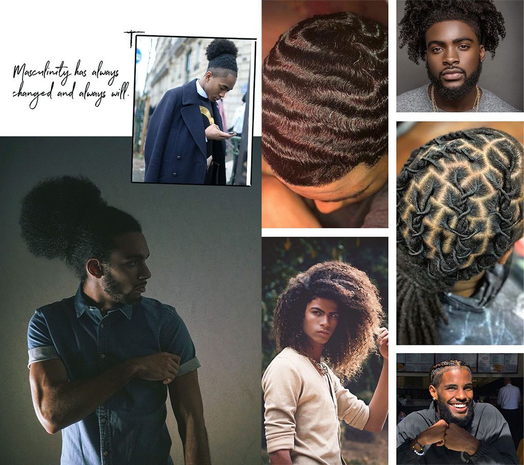 Black men's hairstyles: masculinity and change