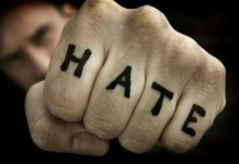Fist of Hate Crimes