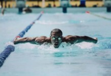 Michael Gunning swimming against the tide of homophobia in Jamaica