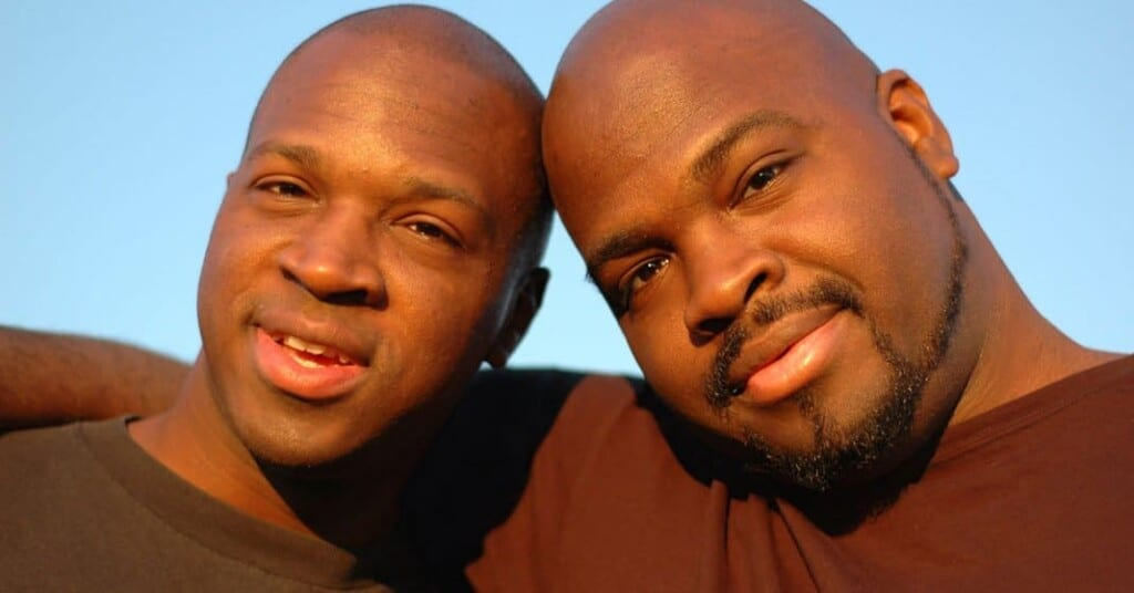 Amplify black queer voices (brothers)