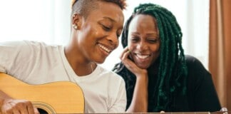 amplify black queer voices (sisters)