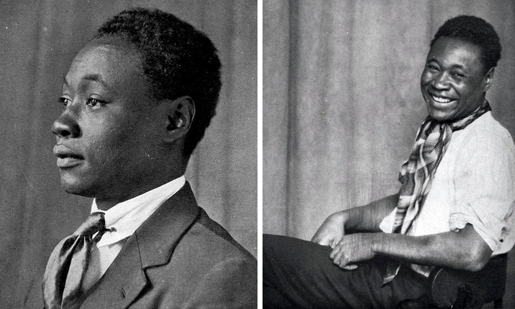 Claude mckay, 1920 and later.