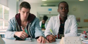 Media erasure of black gay love continues in shows like netflix's sex education which portrays several cliches that diminish the black gay experience.