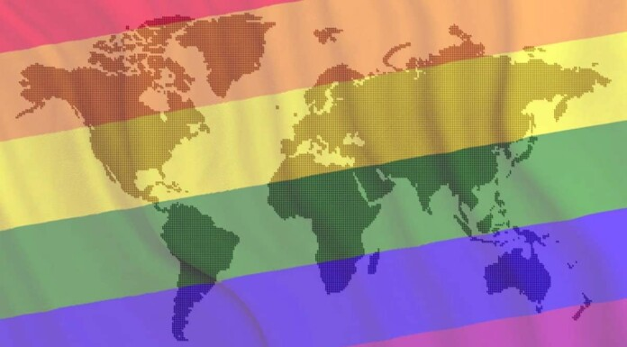Map: Impact of globalisation on LGBTQ Rights