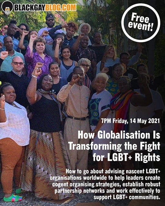 The impact of globalisation on lgbtq+ rights