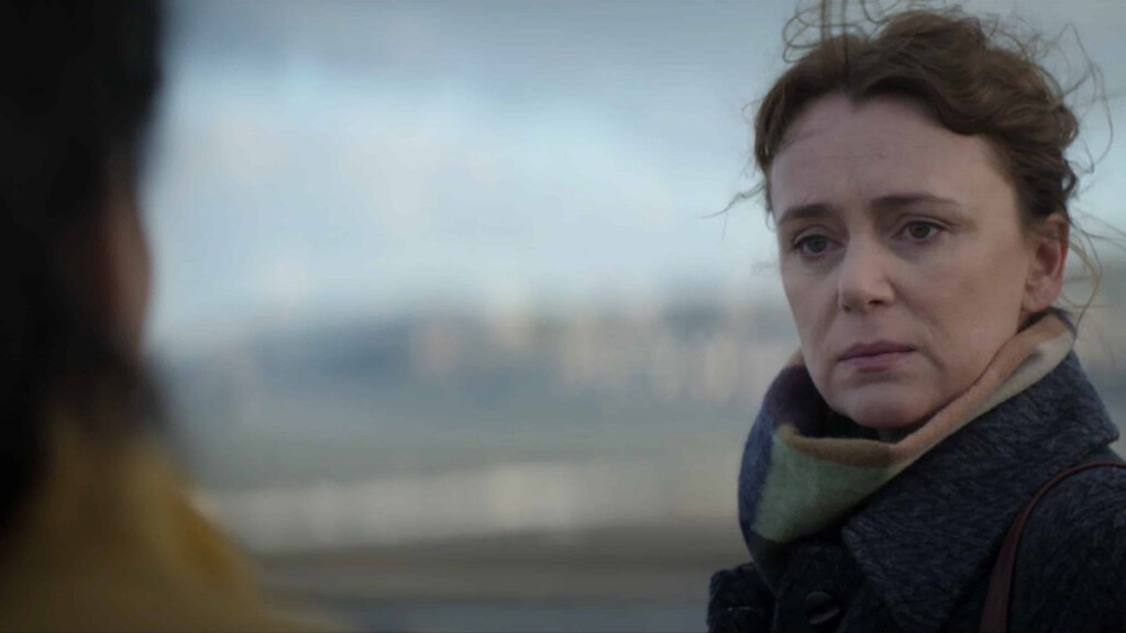 It's a sin: actress keeley hawes