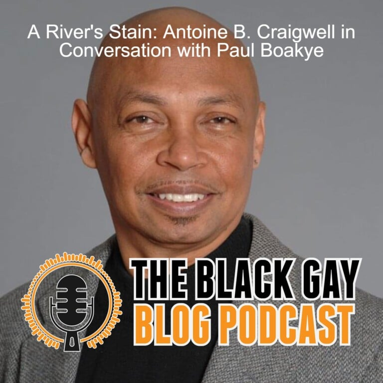 A River's Stain: Antoine B. Craigwell in Conversation